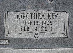 Dorothea <I>Key</I> Gurnsey