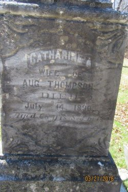 Catherine Ann <I>Hunter</I> Thompson
