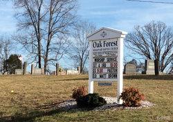 Oak Forest Cemetery #2