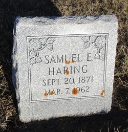 Samuel E. Haring