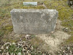 Viola C <I>Petersen</I> Burmeister