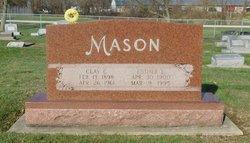 Esther L. <I>Eaton</I> Mason