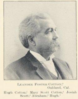 Leander Foster Cotton