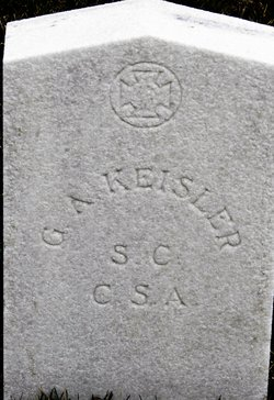 Pvt George Albert Keisler