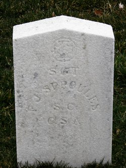 Sgt F J Sproules