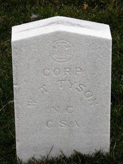 CPL William T. Tyson