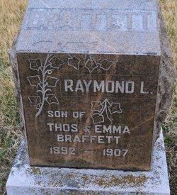 Raymond L Braffett
