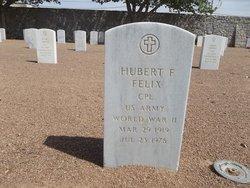 Hubert Frank Felix