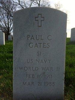 Paul Cleo Gates