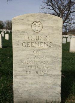 Louis C Geenens