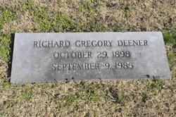 Richard Gregory Deener