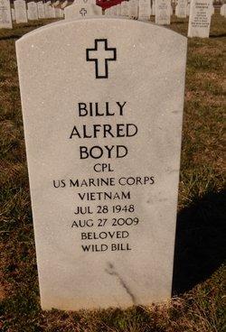 Billy Alfred Boyd