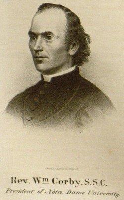 Rev William Corby