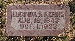 Lucinda Almeda <I>Smith</I> Kerns