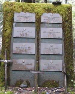 Navy PBY-5A Aircraft Crash Site Memorial