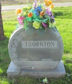 James E Thornton