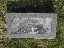 Walter H O'Brien