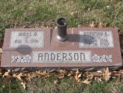"""Dorothy E """"Dottie"""" <I>Jensen</I> Anderson"""