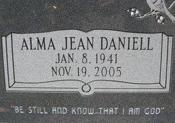 Alma Jean <I>Daniell</I> Key