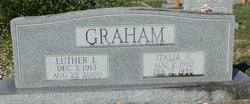 Luther L Graham