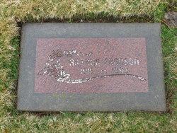 Arthur Walter Gustav Franson