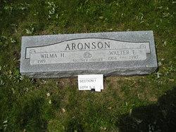 Walter E Aronson