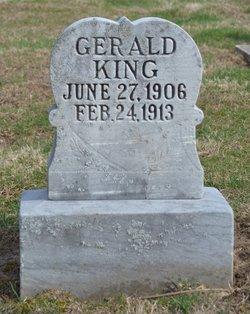 GERALD KING