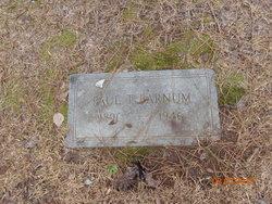 Paul Thurman Barnum