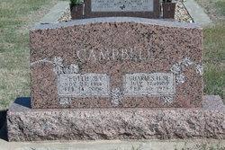 Edith Belle <I>Gressett</I> Campbell