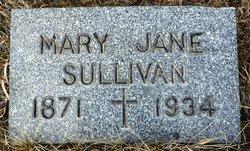 Mary J. <I>Nevin</I> Sullivan