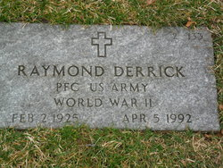 Raymond Derrick