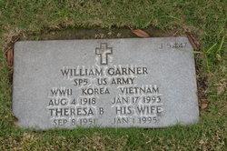 Theresa B Garner