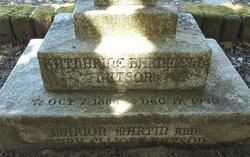 Katherine Barnwell Hutson