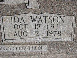 Ida <I>Watson</I> Key