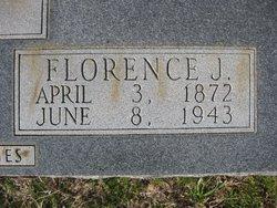Florence J. <I>Crownover</I> Key
