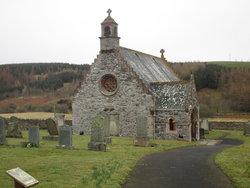 Cranshaws. Cranshaws Parish Churchyard