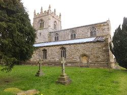 St Botolph & St John Baptist Churchyard