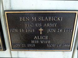 Alice Slabicki