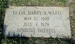 Harry Alfred Ward