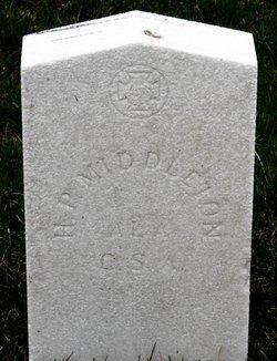 H. P. Middleton