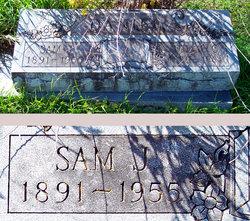 Samuel Jones Daniel