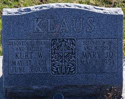 Kurt W Klaus