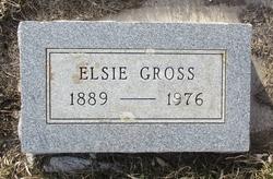 Elsie <I>Lueck</I> Gross