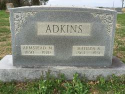 Armstead Milton Adkins