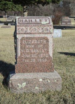 Elizabeth Baillet