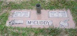 Helen L. <I>Gruner</I> McCuddy