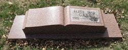 Betty Jane Gass