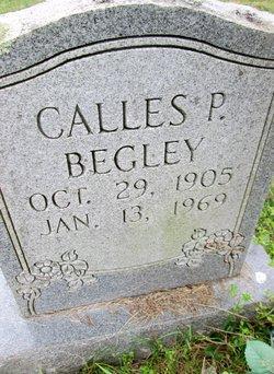 Calles (Callis) P. Begley
