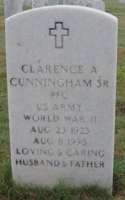 Clarence A Cunningham