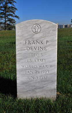 Francis P Devine